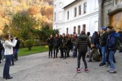 17.Tismana.Manastirea